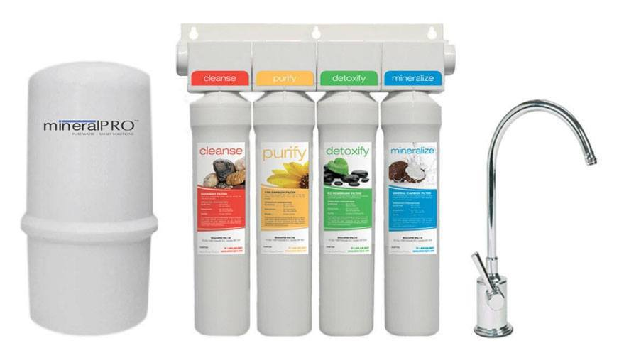 Reverse Osmosis System Products for a Healthy Water